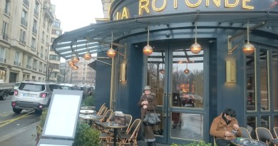 "La Rotonde de la Muette.. Venue ""de Jour""…"