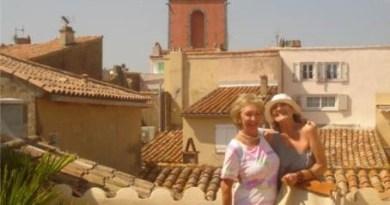 Simone Duckstein: Hôtel de La Ponche.. Un autre regard… | Saint-Tropez Travel Series