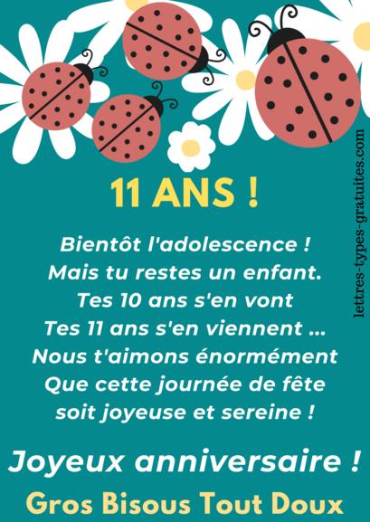 Poeme Pour Ma Belle Fille : poeme, belle, fille, Texte, Joyeux, Anniversaire, Fille, Garçon, Poème, Carte, Humour