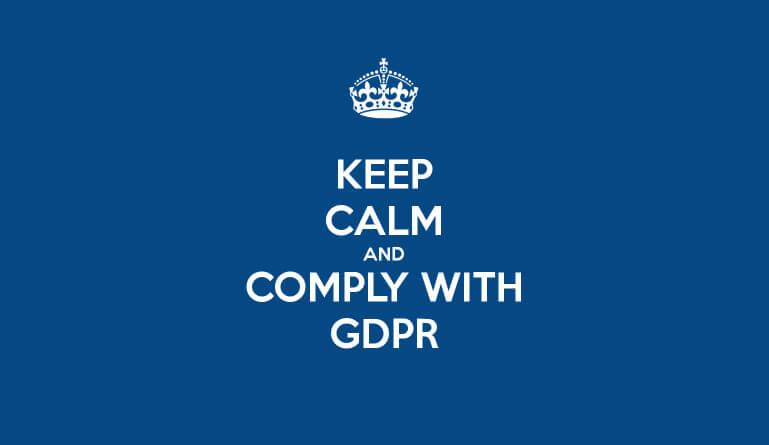 #GDPR #RGPD #COMPLIANCE