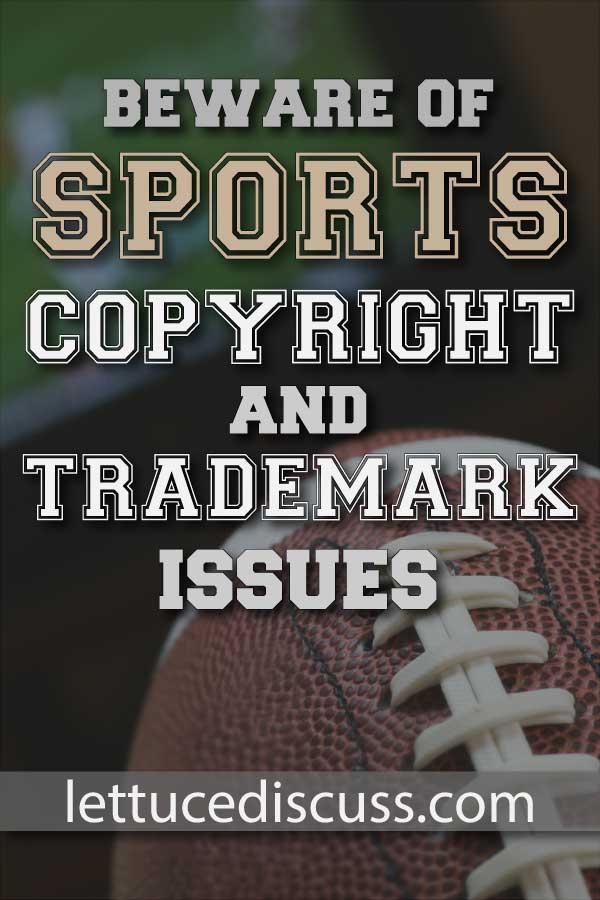 Lettuce Discuss Super Bowl Trademark Infringement