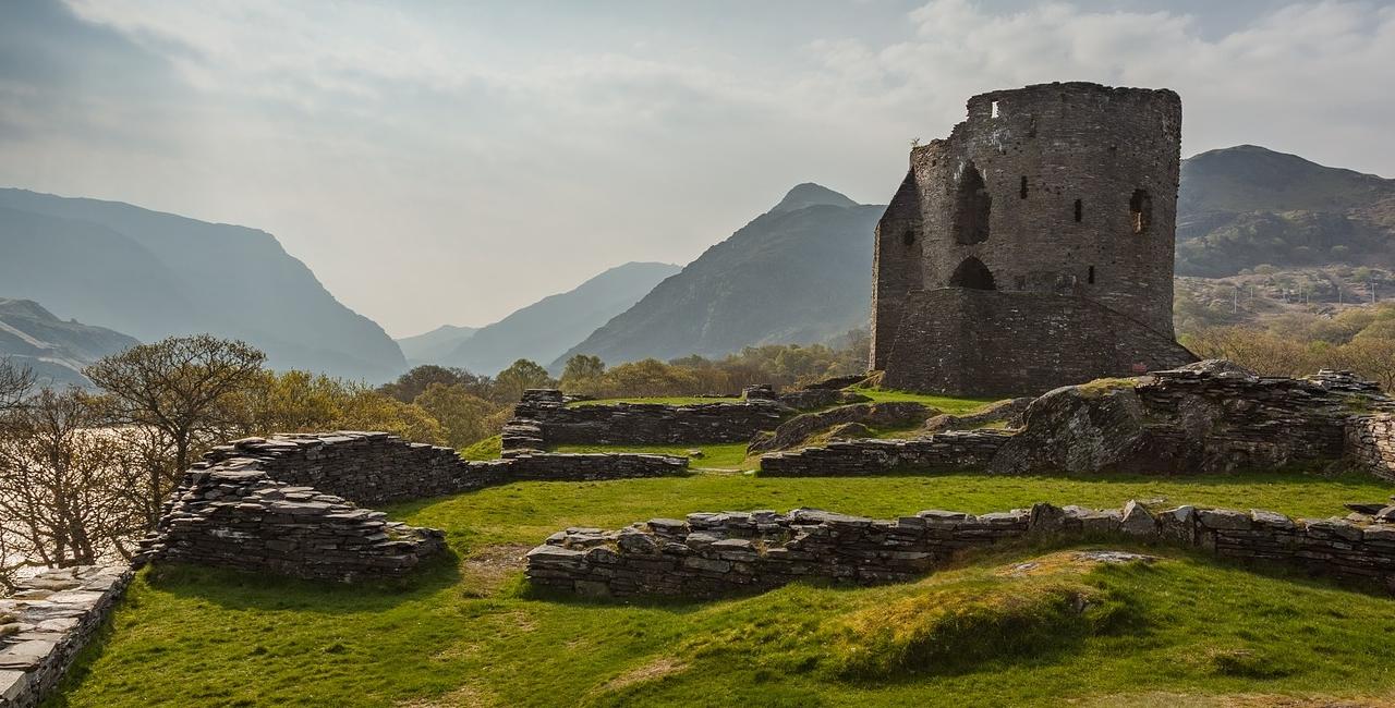 Fiabe del Galles   Castello di Snowdonia