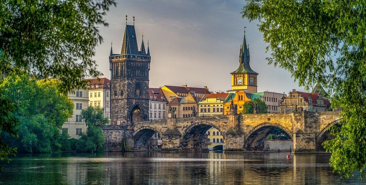 Praga, ponte