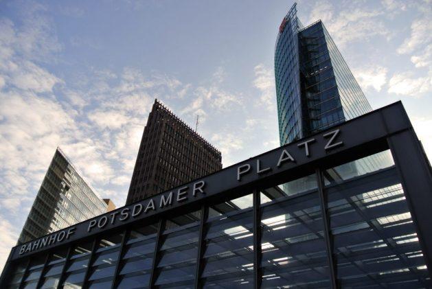 Sulle tracce dei fratelli Grimm a Berlino: Potsdamer Platz
