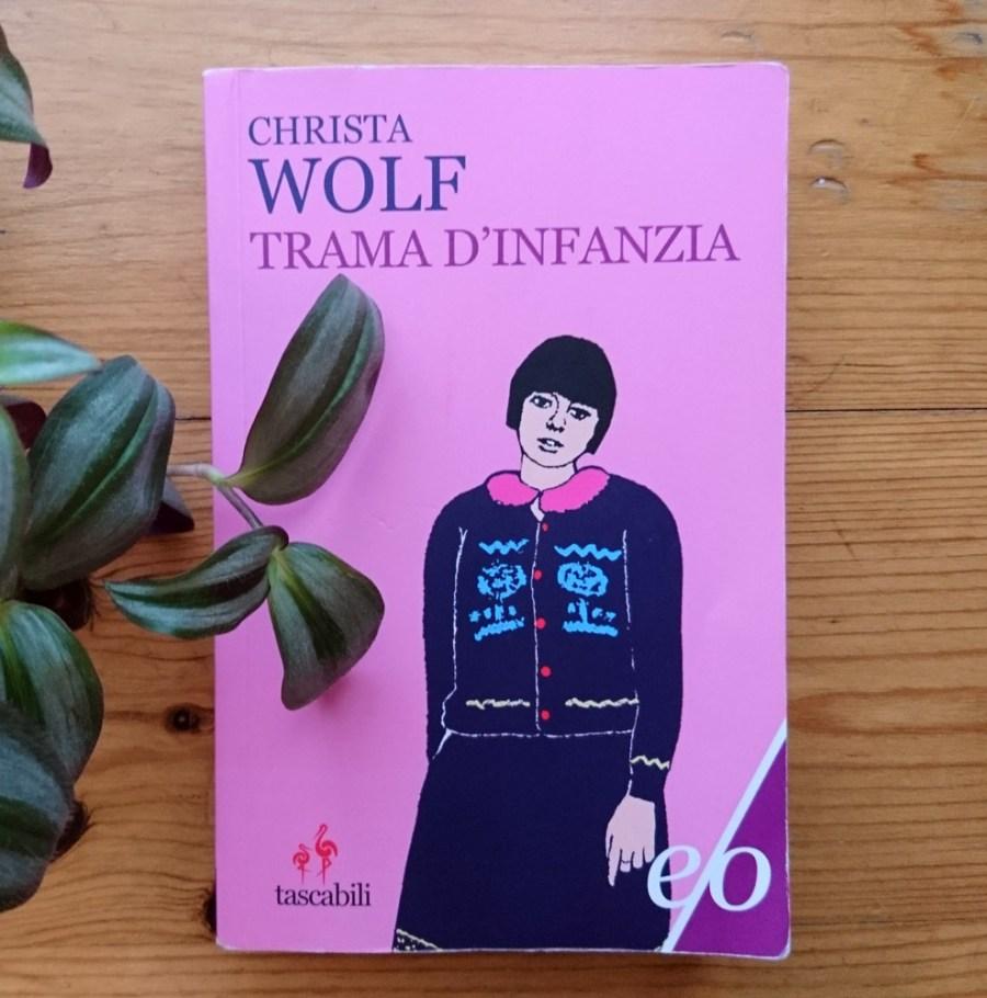 Libro: Trama d'infanzia, Christa Wolf, edizioni e/o