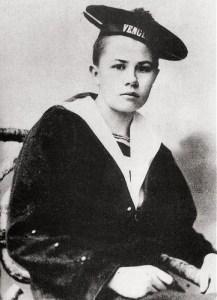 Isabelle Eberhardt, 1895