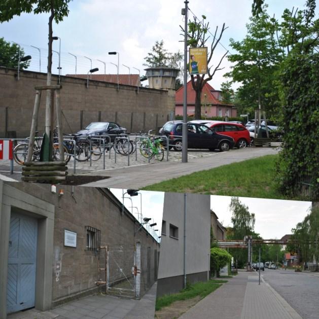 Esterni ex Prigione Stasi, Berlino