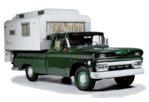 Ronzinante, il furgone roulotte di Steinbeck