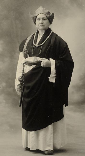 Alexandra David-Néel | Credit: Preus museum, CC BY 2.0, via Wikimedia Commons