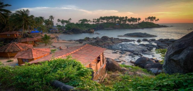 Palolem Beach beaches in india