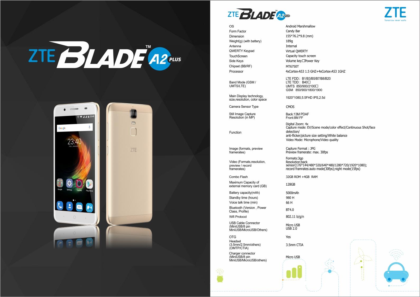 Zte Blade Plus