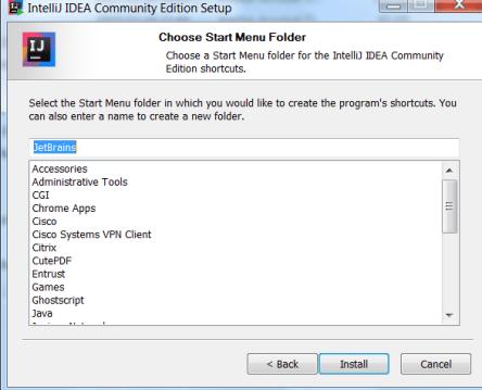 Install Intellij Mac