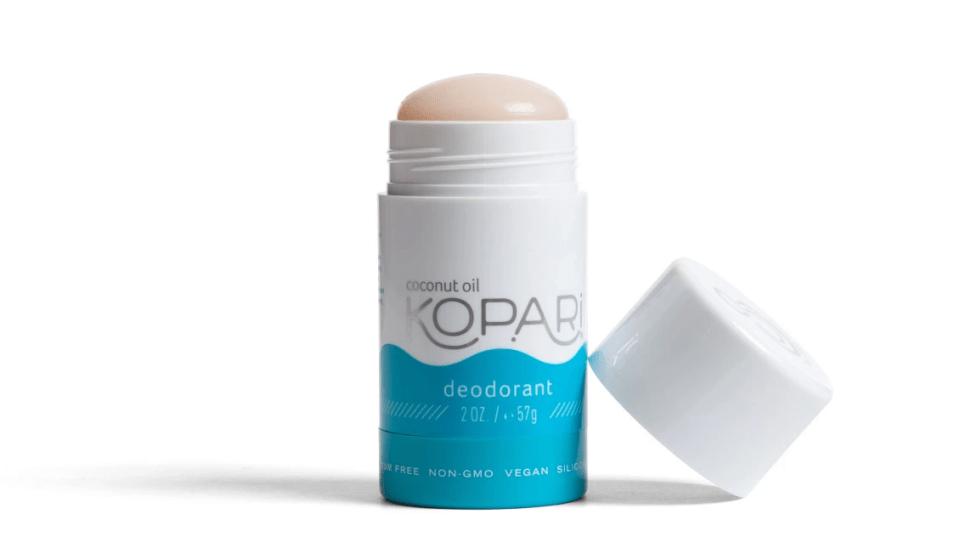 natural deodorants that actually work | Kopari coconut deodorant   Kopari Deodorant review