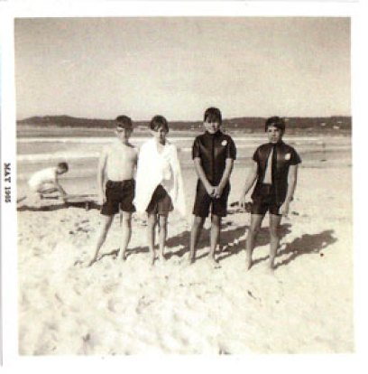 Old wetsuits