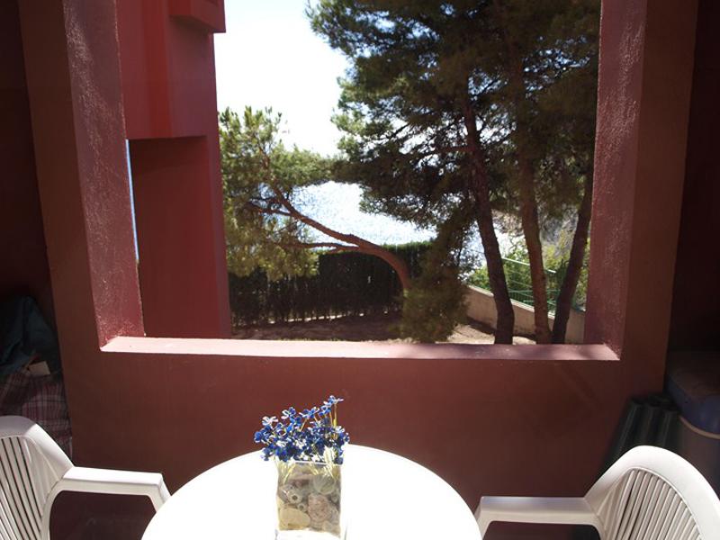 Muralla Roja Apartment in Calpe  Buy a house in Calpe