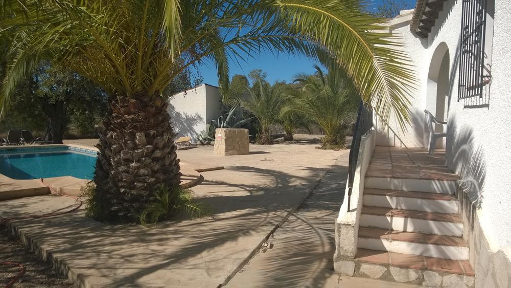 Benimarco Villa in Benissa  Comprar y vender casa en Calp Benidorm Altea Moraira AlicanteLeukante Realty SL