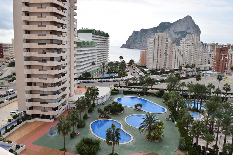 Apartamento Coral Beach 8 en Calpe  Comprar y vender casa en Calp Benidorm Altea Moraira AlicanteLeukante Realty SL