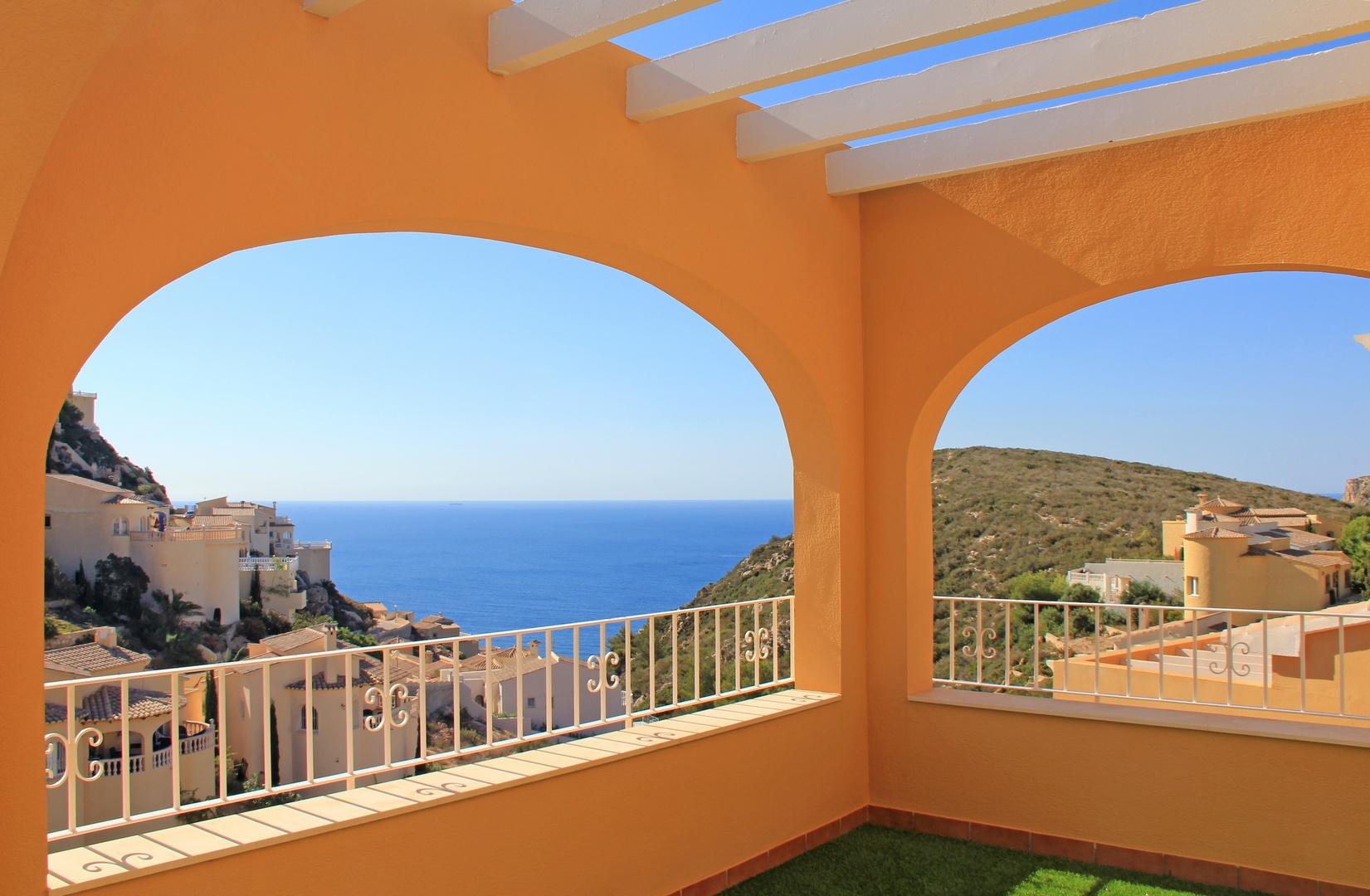 Apartamentos Miramar de Montecala Cumbre del Sol en Benitachell  Comprar y vender casa en Calp Benidorm Altea Moraira AlicanteLeukante