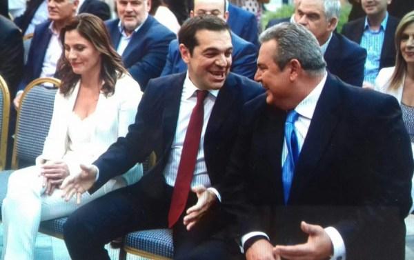 Η Αξιοπρέπεια κύριε Τσίπρα, δεν είναι η επίδειξη της γραβάτας...