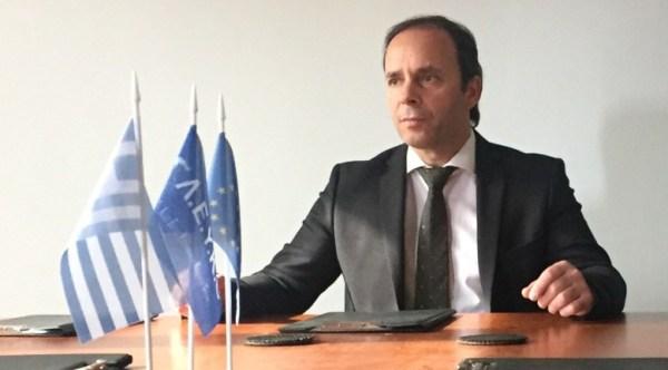 Ο Πρόεδρος του πολιτικού κόμματος Λ.Ε.Υ.Κ.Ο. κ. Ανδρέας Ρεντζούλας