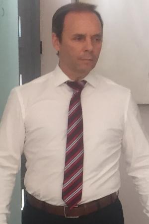 Πρόεδρος του ΛΑΪΚΟΥ ΕΥΡΩΠΑΪΚΟΥ ΚΟΜΜΑΤΟΣ, Ανδρέας Ρεντζούλας