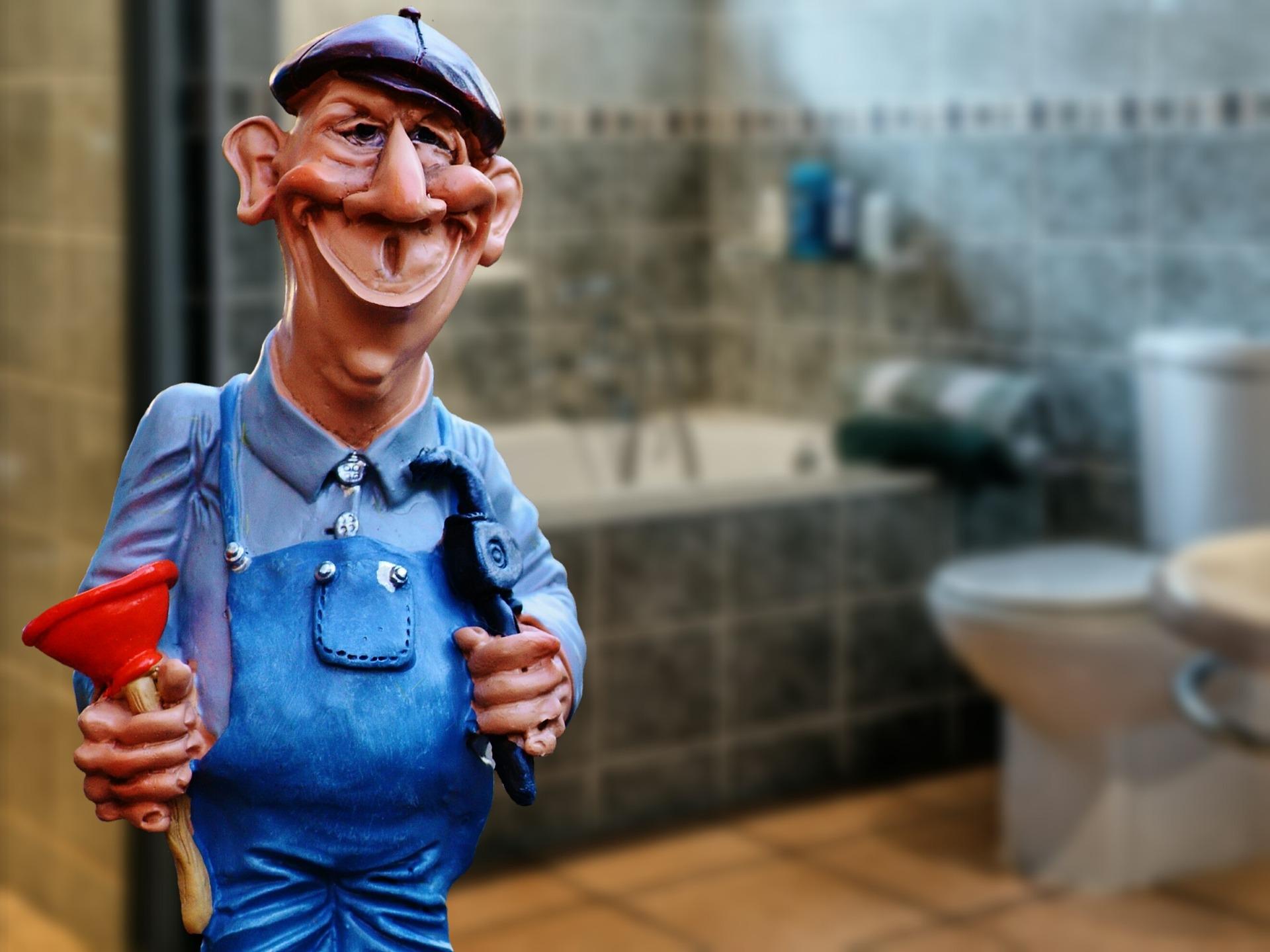 Come trovare l'idraulico su internet