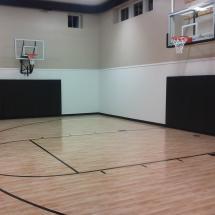 Home Basketball Court Gym