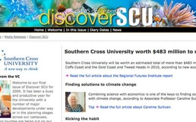 Discover SCU
