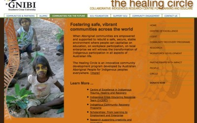 SCU Community and Partners: The Healing Circle