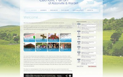 New website: Catholic Parish of Alstonville and Wardell