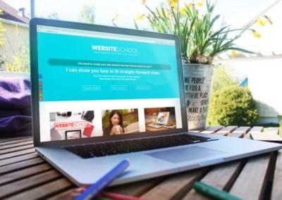The Website School