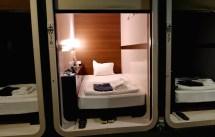 Japan' Capsule Hotels - Alexander Leung