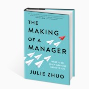 Book Review: The Making of a Manager by Julie Zhuo
