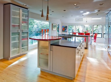 Redesigned Kitchen in Portland