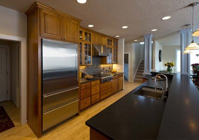 Contemporary Kitchen Design in Portland