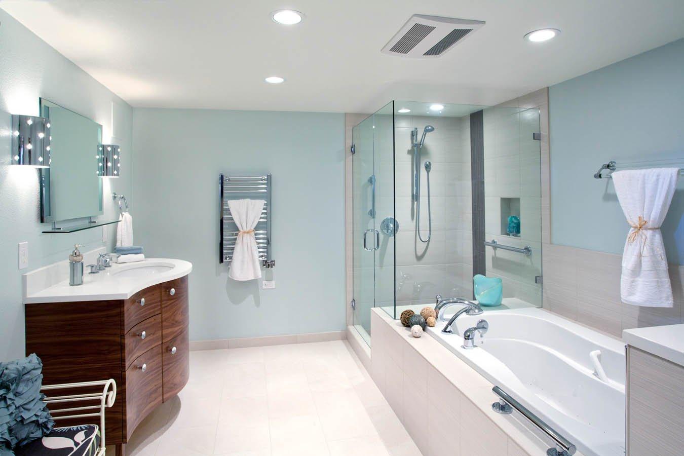 Retro-Transitional interior design