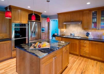 Craftsman-Traditional kitchen makeover