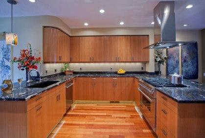 Asian-Flair kitchen