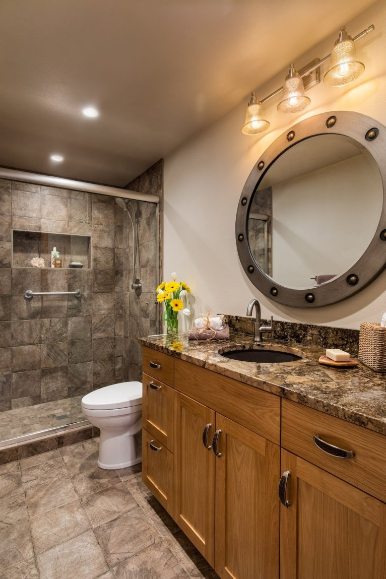 Basement Bathroom Remodel