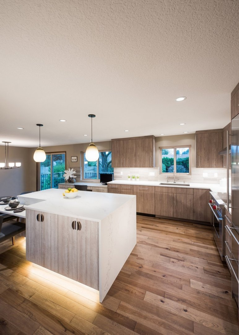 Modern Kitchen Remodel in Portland, OR