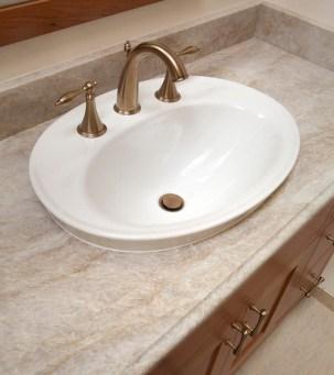 Classic-Italianate vanity sink