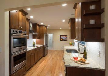 Green Bluff Kitchen 2