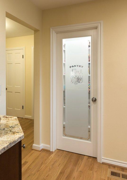 Kitchen pantry remodel