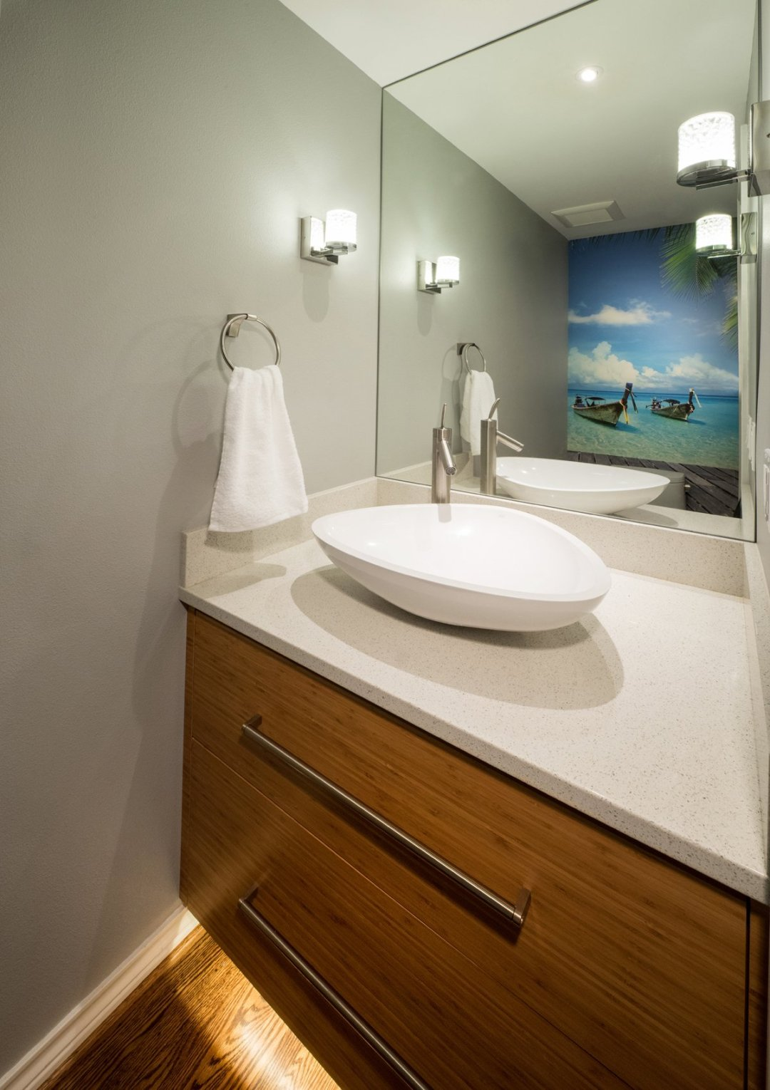 Remodeling Tips 7 Elements Of The Perfect Powder Room