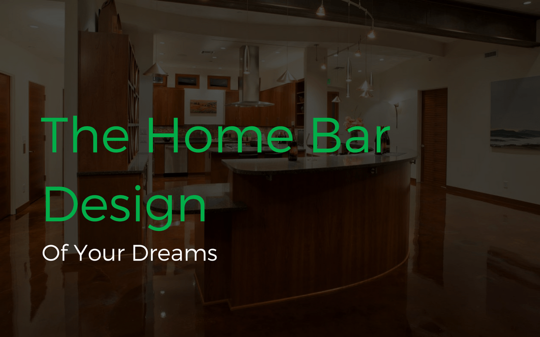 Holiday Hosting to Superbowl Parties: Home Bar Designs of Your Dreams