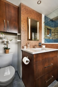 Photo of remodeled bathroom in portland oregon