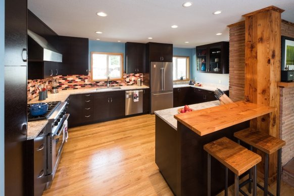 Portland OR Kitchen Remodels
