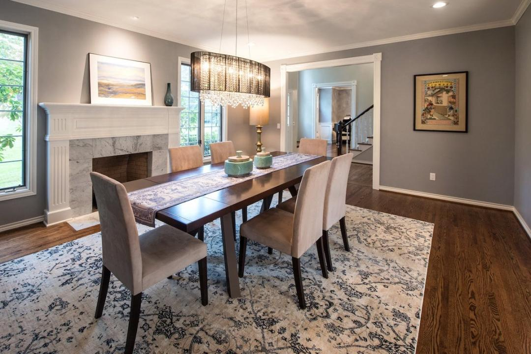 Hartung Farm Dining Room table