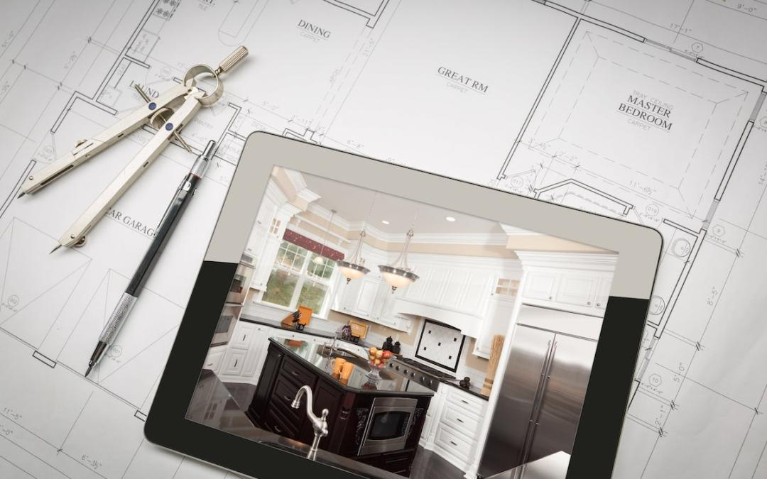 What to Expect Working Virtually with a Home Remodeler