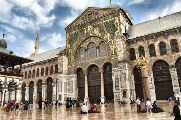 Ummayad Mosque
